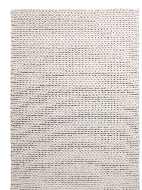 Μοντέρνο χειροποίητο χαλί από πεπιεσμένο μαλλί(felt)